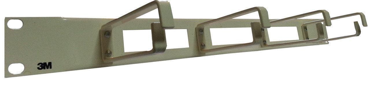 VOL-0499-E Кабельный организатор 3М с металлическими кольцами