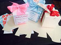 """Заготовки для бонбоньерок """"коробка с крышкой"""", фото 1"""