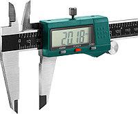 Штангенциркуль KRAFTOOL электронный, 200мм, 0,01мм