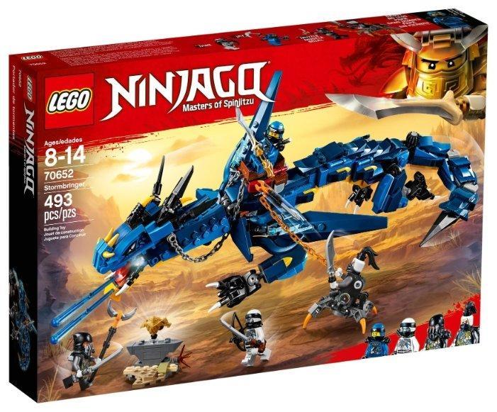 70652 Lego Ninjago Вестник бури, Лего Ниндзяго