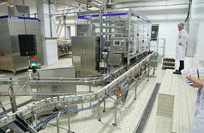 Линии производства для молочной промышленности