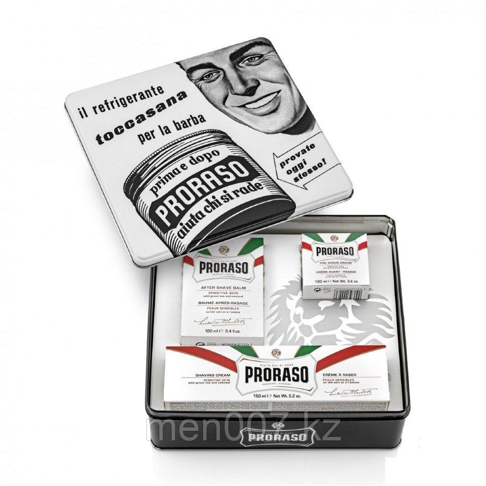 Подарочный набор 3 в 1 PRORASO (для чувствительной кожи)