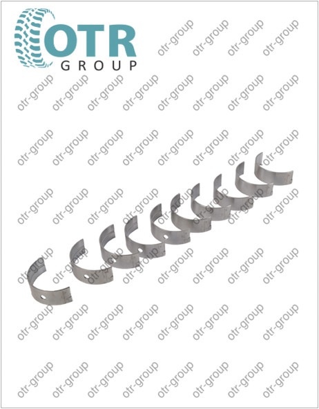 Вкладыш шатунный Doosan 210W-V 65.02410-6083B