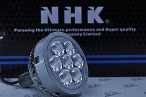 Светодиодные LED линзы NHK дальнего света с ДХО