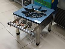 Газовая плита табуретка - 2 крана