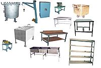 Комплект оборудования для производства тушенки в жестяные банки 2000 кг/смена