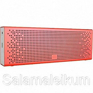 Колонка Xiaomi Mi Bluetooth Speaker Red