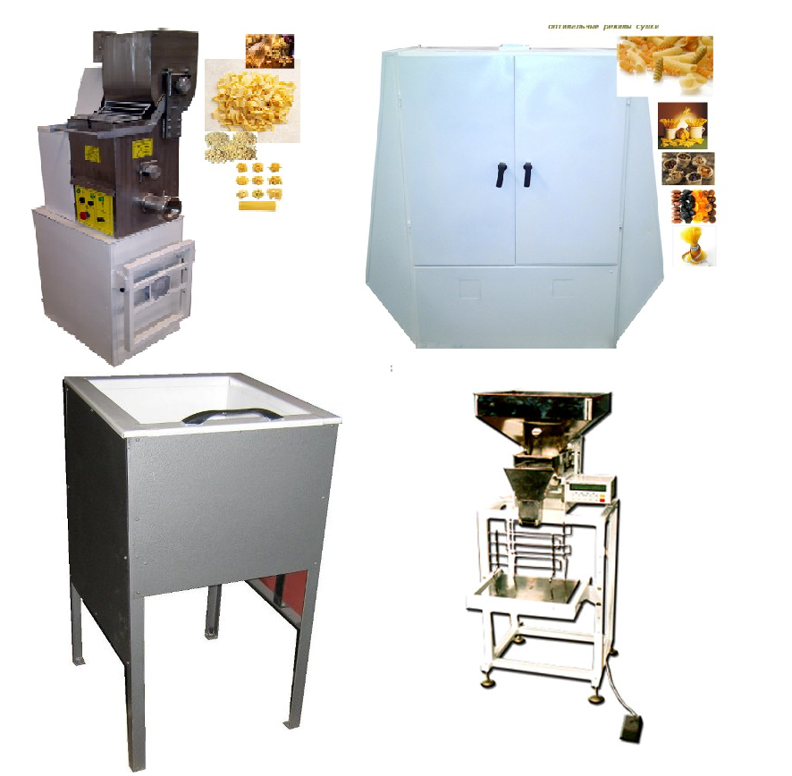 Мини-линия для производства макаронных изделий
