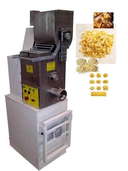 Полуавтоматическая линия (не вакуумированной) для производства макаронных изделий