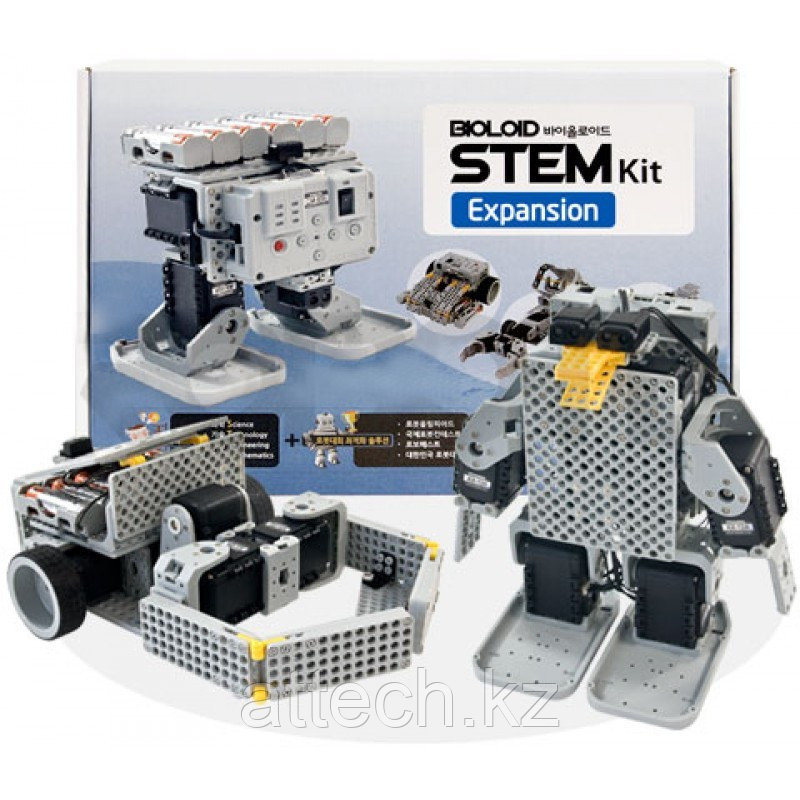 ROBOTIS STEM Expansion