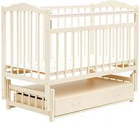 Кровать ящик/маятник Классик M 01.10.10 Слоновая кость (Bambini, Белоруссия)