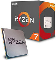Процессор AMD Ryzen 7 3800X 3,9Гц (4,5ГГц Turbo) AM4, 8/16, 4Mb, L3 32Mb, Wraith Prism with RGB LED  BOX