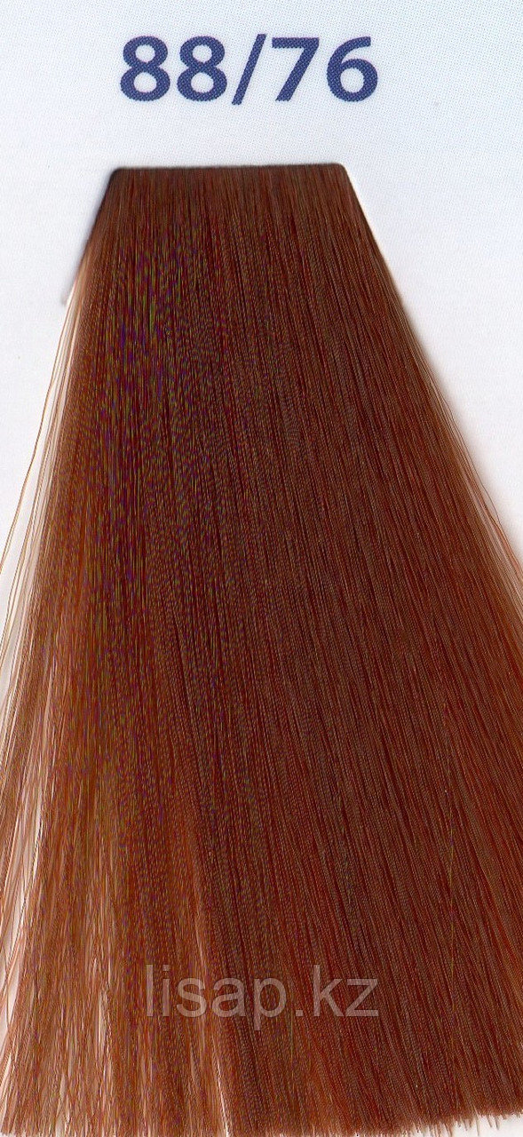 Краска для волос с КЕРАТИНОМ Светлый блондин бежевый янтарный