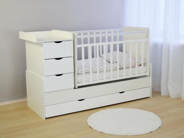 Детская кровать - трансформер