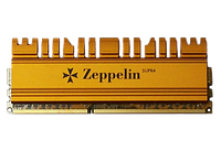 Оперативная память DDR4 PC-21300 (2666 MHz) 16Gb Zeppelin SUPRA GAMER 1Gx8, геймерская серия
