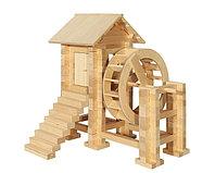 Деревянные игрушки (Монтессори...