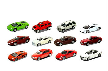 Металические модели и наборы моделей