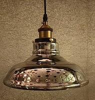 Светильник в стиле Лофт тонированное стекло
