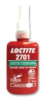 Loctite 2701 50ml, Фиксатор резьб высокой прочности, для не активных металлов