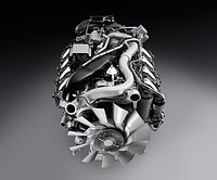 Двигатель Iveco Cursor 8, Iveco F3BE Cursor 9, Iveco Cursor 9 F3BE0681A