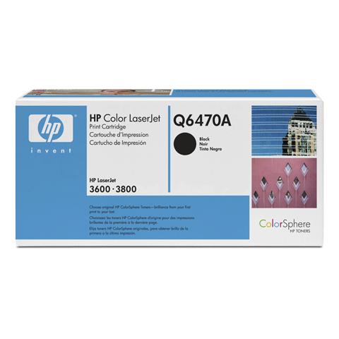 Картридж HP Europe Q6470A (Q6470A)
