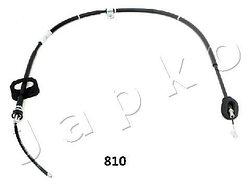 Трос стояночного тормоза Suzuki Grand Vitara 2001-...(левый , барабанный механизм)