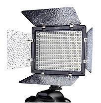 YN-300 II Накамерный LED прожектор с аккумулятором и зарядным устройством, фото 3