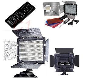 YN-300 II Накамерный LED прожектор с аккумулятором и зарядным устройством