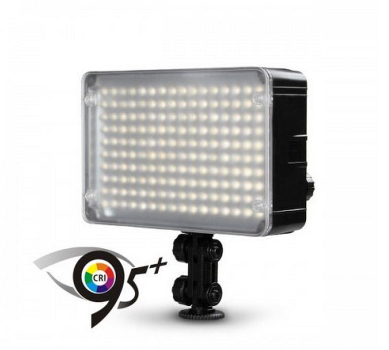 Apature Amaran AL-H160 +аккумулятор и зарядное устройство Накамерный LED прожектор фонарь