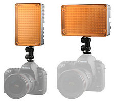 Apature Amaran AL-H160 +аккумулятор и зарядное устройство Накамерный LED прожектор фонарь, фото 3