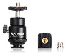 Apature Amaran AL-H198 +аккумулятор и зарядное устройство Накамерный LED прожектор фонарь, фото 3