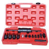Съемник инжекторов с обратным молотком (14 предметов) MHR08779