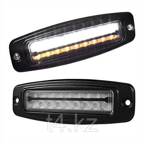 Ходовые огни DRL с поворотником- LIGHTWAY