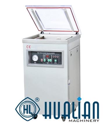 Вакуумный упаковщик DZ-400/2F SS