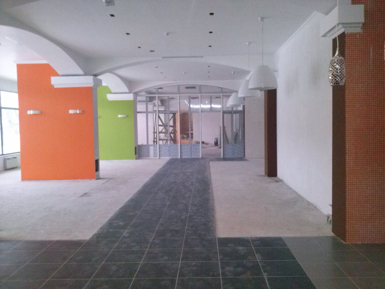 Капитальный ремонт, Реконструкция зданий и сооружений
