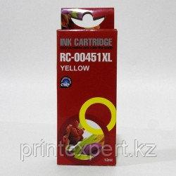 Картридж Canon CLI-451XLY Yellow