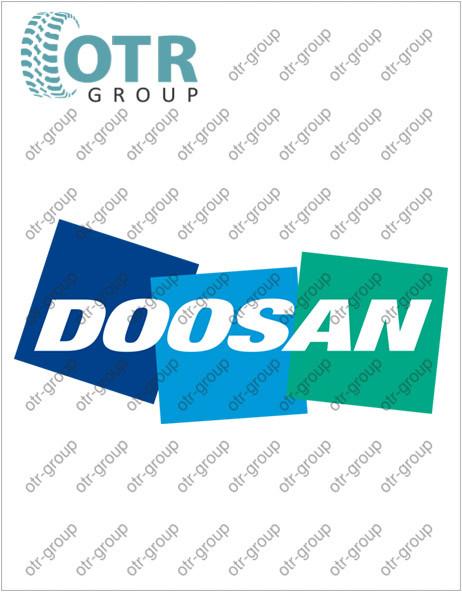 Водяной насос Doosan 180W-V 65.06500-6402C
