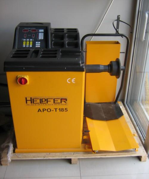 Балансирововчный станок Helpfer для грузовых автомобилей