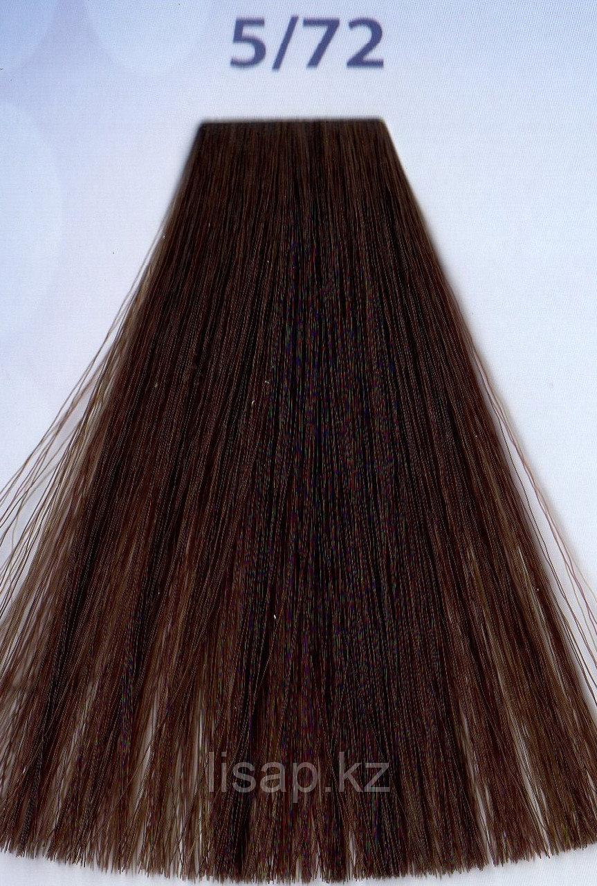 Краска для волос ABSOLUTE Светло-Каштановый бежевый холодный