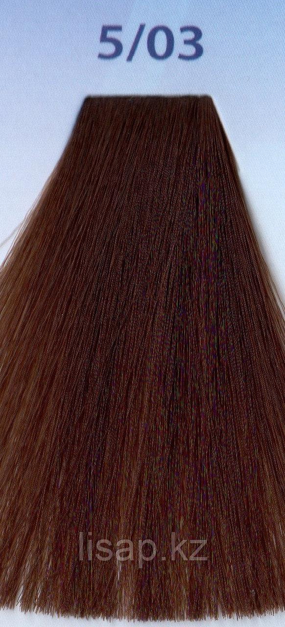Краска для волос ABSOLUTE Светло-Каштановый натуральный золотистый