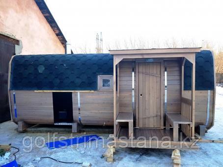 АПИ-баня (пчелиная баня) 6.0 м.