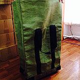 Мешок для 5-ти кассет банкомат с двойным дном 95х45х25, фото 2