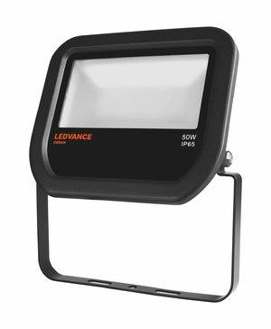Прожектор LEDVANCE LED 50w 4000K IP65 черный