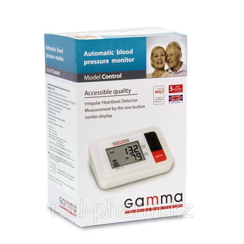 Тонометр автоматический на плечо Gamma Control - фото 3