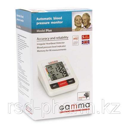 Тонометр автоматический на плечо Gamma Plus, фото 2