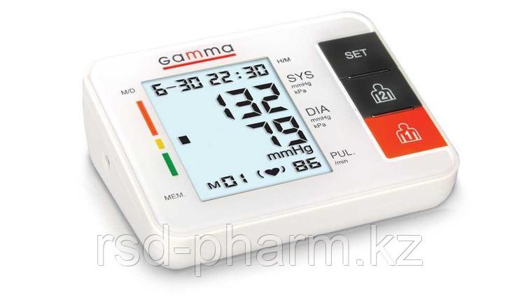 Тонометр автоматический на плечо Gamma Smart, фото 2