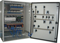Шкаф управления для НС (частотный преобразователь типа FC-202 (Danfoss -Дания)) ШУ 2ПН 0185-037/380,