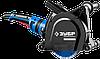 Штроборез ЗУБР ЗШ-П45-2100 ПВТК, макс. глуб. 45 мм, 180 мм, подключ. пылесоса, плавный пуск, 2100 Вт