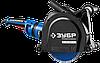 Штроборез ЗУБР ЗШ-П65-2600 ПВСТК, макс. глуб. 65 мм, 230 мм, подключ. пылесоса, плавный пуск, 2600 Вт
