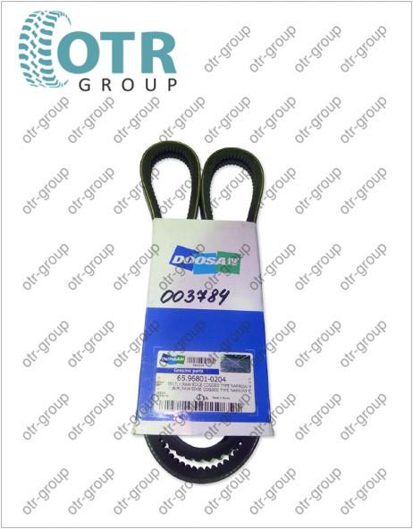 Ремень генератора Doosan 300LC-V 65.96801-0212